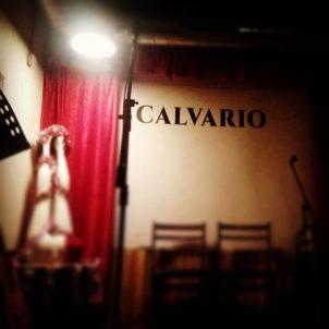Mi novio es un gigoló, en el Micro Abierto Calvario (Madrid)